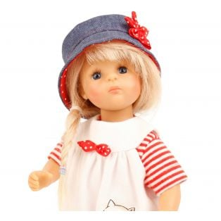 Schildkrot Lisa Frieske 28cm Blonde Doll  alternate image