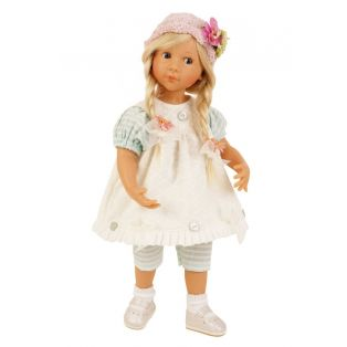 Schildkrot Sophie Frieske 35cm Doll Blonde Hair