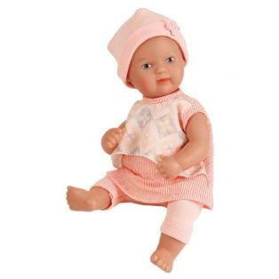Schildkrot My First Baby Doll Multi-Colour 28cm