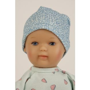 Schildkrot Schmuserle Fabric and Vinyl Baby Doll Blue Eyes 28cm alternate image