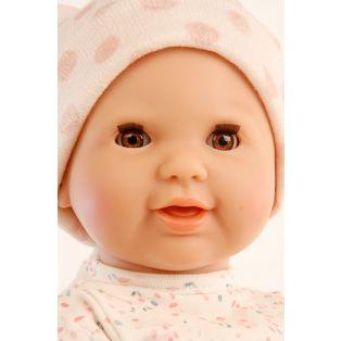 Schildkrot Lenchen Brown Sleepy Eye Baby Doll With Dummy 37cm  alternate image