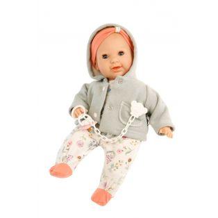Schildkrot Lenchen Sleepy Eye Baby Doll With Dummy 37cm  alternate image