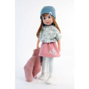 Schildkrot Yella Frieske 46cm Red Hair Doll 2021 alternate image