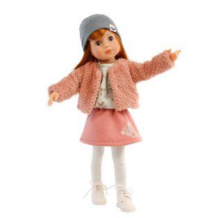 Schildkrot Yella Frieske 46cm Red Hair Doll 2021