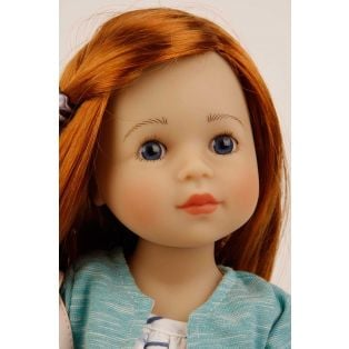 Schildkrot Yella Frieske 46cm Red Hair Doll 2020 alternate image