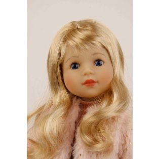 Schildkrot Yella Frieske 46cm Blonde Hair Doll 2020 alternate image