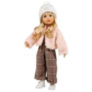 Schildkrot Yella Frieske 46cm Blonde Hair Doll 2020