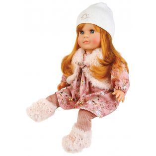 Schildkrot Clothes for doll 45 cm Hanni / Susi / Amy in Pinks, 45cm alternate image