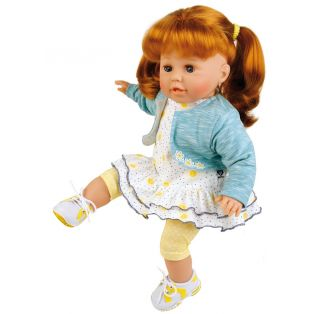 Schildkrot Toddler Doll Susi Daisy Clothes 45cm