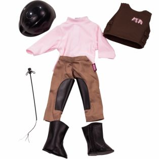 Horse Riding - Gotz - 7 Piece Set, XL