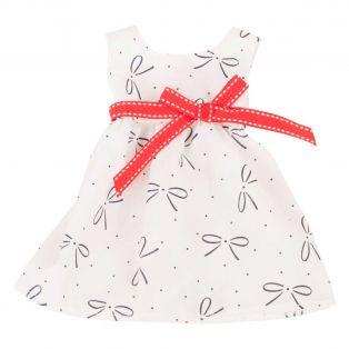 Gotz Bow Cotton Dress-42-46cm