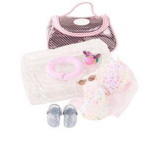 Gotz Splish Splash Baby Doll Bath 30-33cm, S