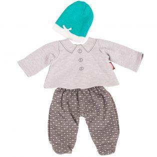 Gotz Baby Doll Suit Stylish Spots S, 30-33cm