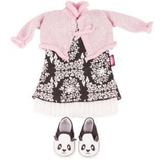 Gotz Panda Style Outfit, XL