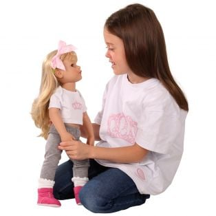 Gotz Child & Doll Matching T-Shirts Kit