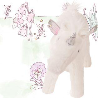 Gotz Pegasus Opal Unicorn, XXS, XS, XL