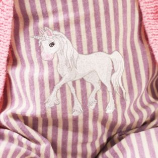 Gotz Unicorn Romper Suit 30-33cm, 42-46cm, S, M