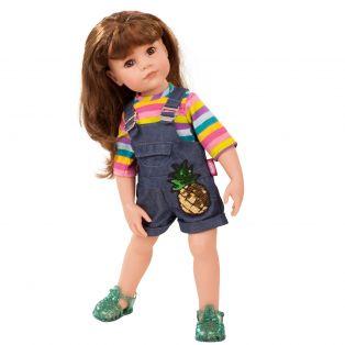 Gotz Denim Short-Dungarees Outfit 45-50cm, XL