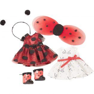 Gotz Ladybug 6-Piece Set 27cm, XS