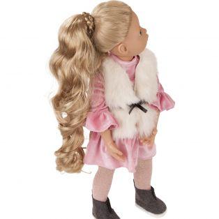 Gotz Doll's Hairpiece 42-50cm, M,XL alternate image