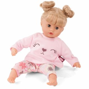 Gotz Baby Doll Bunny Top & Trousers Set S, 30-33cm