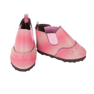 Gotz Pink Chelsea Boots 42-50cm, M, XL