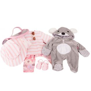 Gotz Cookie Baby Doll Clothing Always Chic 48cm, L