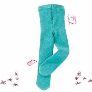 Gotz Green-Blue Tights 36-50cm XM, M, XL
