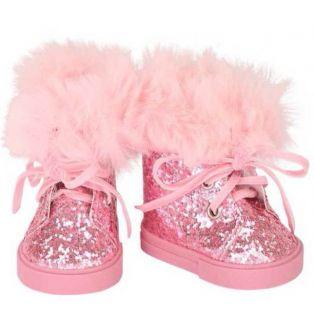Gotz Cool Glam Glitter Boots 42-50cm, M, XL