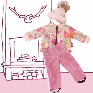 Gotz Blooms 3-Piece Trouser Set 45-50cm, XL