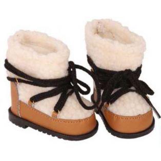 Gotz Shearling Boots  42-50cm, M, XL