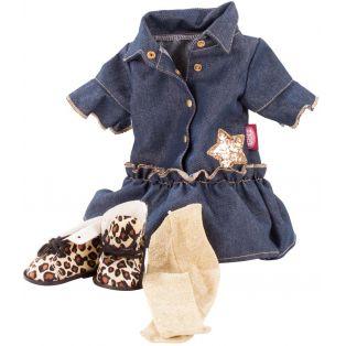 Gotz Golden Denim Outfit 45-50cm, XL