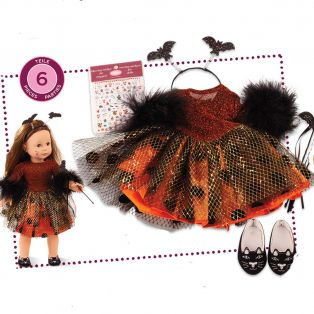 Gotz Magical Witch Outfit 45-50cm, XL