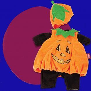 Gotz Autumn Pumpkin Outfit 45-50cm, XL