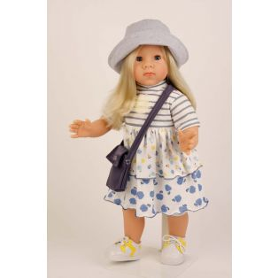 Schildkrot Clothes for doll 52 cm Elli / Klara / Julchen Striped alternate image