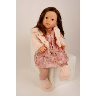 Schildkrot Clothes for doll 52 cm Elli / Klara / Julchen Winter Rose alternate image
