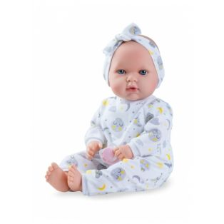 Marina & Pau 2 Piece Girl Moon Sleepsuit Set 43 -  45cm