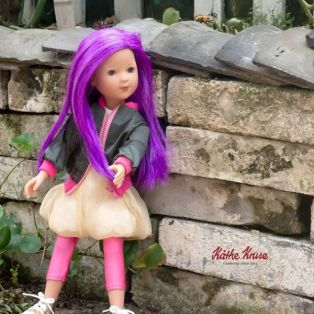 Kathe Kruse La Bella Olina Doll 42cm  alternate image