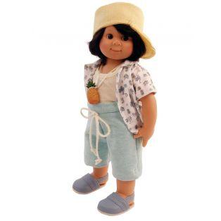 Schildkrot Wichtel Boy Doll Stephan Muller 2021 30cm