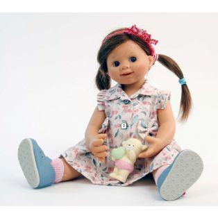 Schildkrot Wichtel Doll Frieda Muller 2021, 30cm