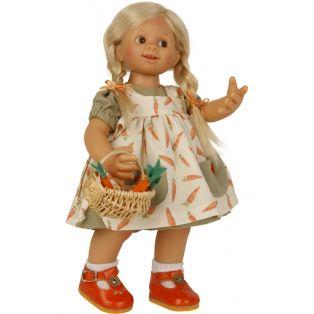 Schildkrot Wichtel Doll Frieda Muller 30cm 2019