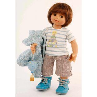Schildkrot Wichtel Boy Doll Oskar Muller 2020 30cm alternate image