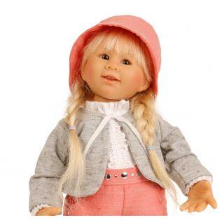 Schildkrot Wichtel Blonde Doll Rosi Muller 30cm 2018