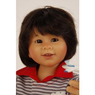 Schildkrot Wichtel Boy Doll Akio Muller 30cm 2019 alternate image