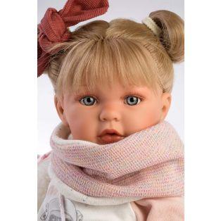 Llorens Toddler Baby Doll  Julia Cries, 42cm alternate image