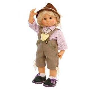 Schildkrot Wichtel Boy Doll Sam Muller 2020 30cm