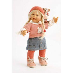 Schildkrot Wichtel Doll Lea Muller 2021, 30cm alternate image