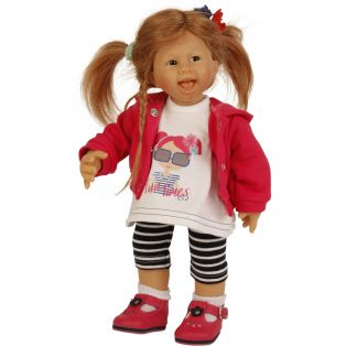 Schildkrot Wichtel Lea Muller 30cm Doll 2019