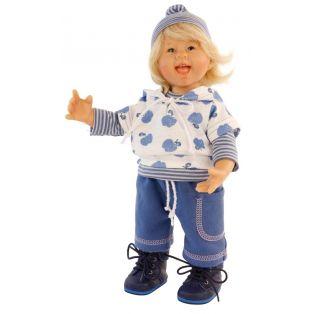 Schildkrot Wichtel Boy Doll Felix Muller 2020 30cm