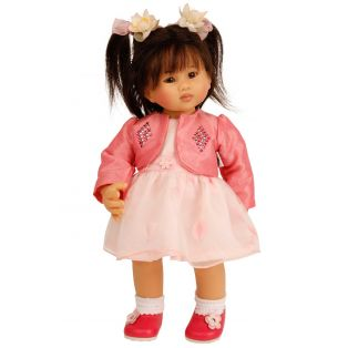 Schildkrot Wichtel Asian Doll Kimiko Muller 30cm 2018